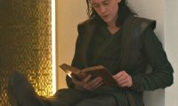 Reading with Loki