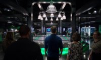 Team Arrow in Arrow Cave